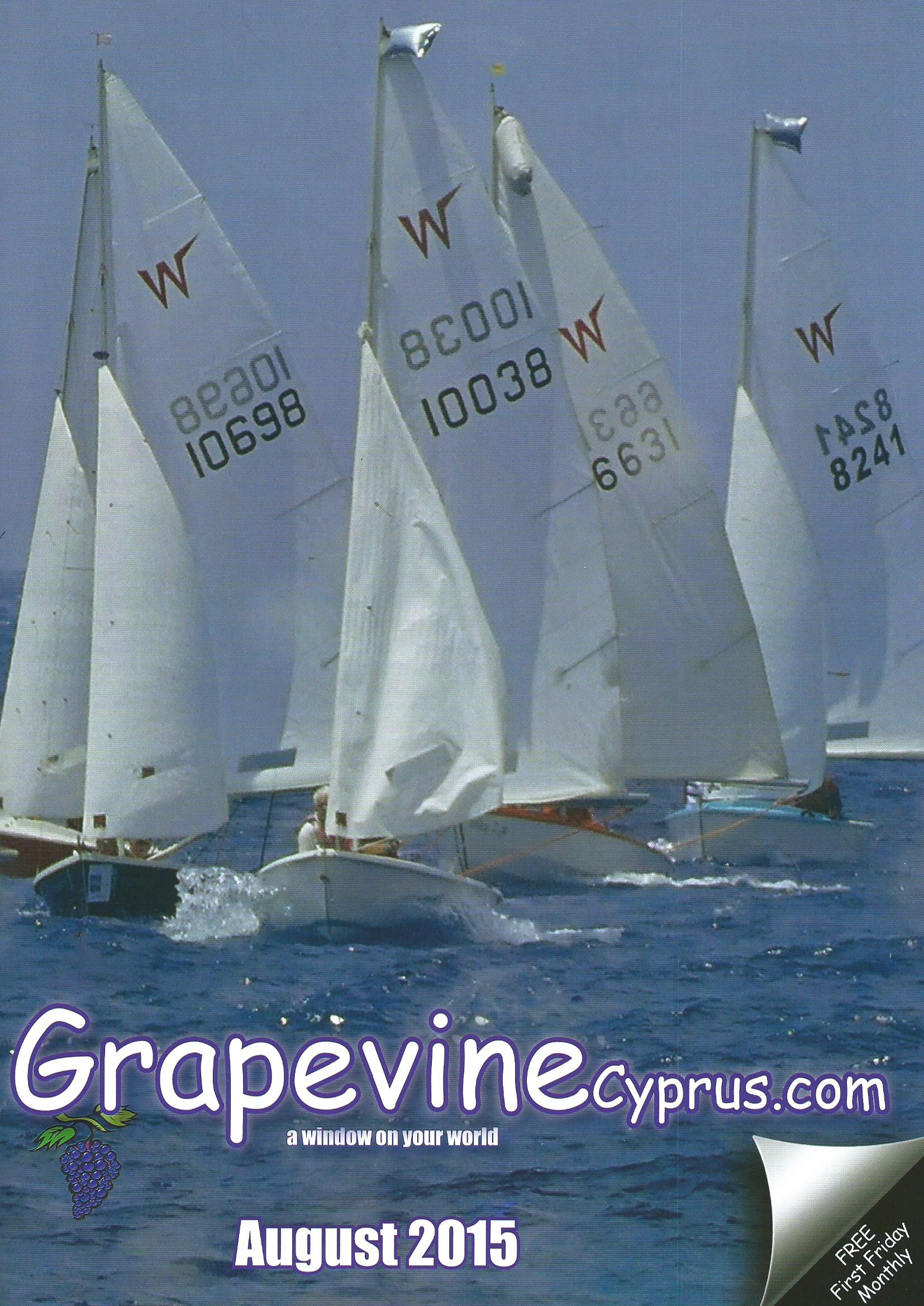 Grapevine Cover August 2015